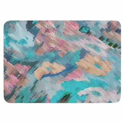 Alison Coxon Giverny Blue Memory Foam Bath Rug