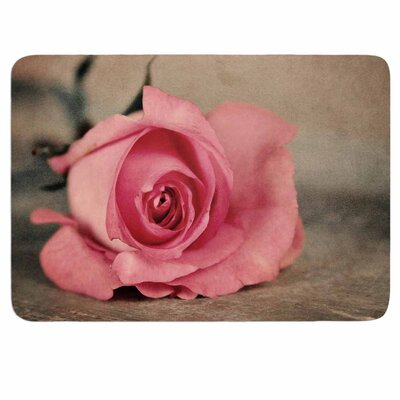 Angie Turner A Touch of Romance Memory Foam Bath Rug