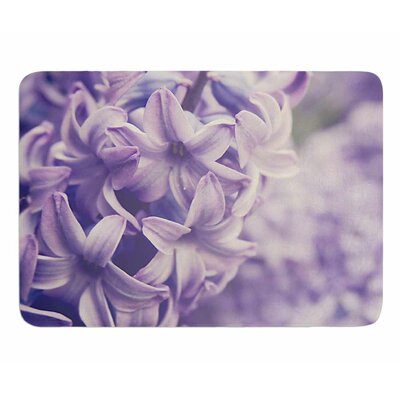 Angie Turner Lavender Dreams Memory Foam Bath Rug