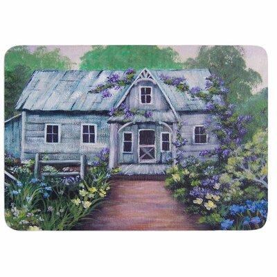 Cyndi Steen Ivy Cottage Again Memory Foam Bath Rug