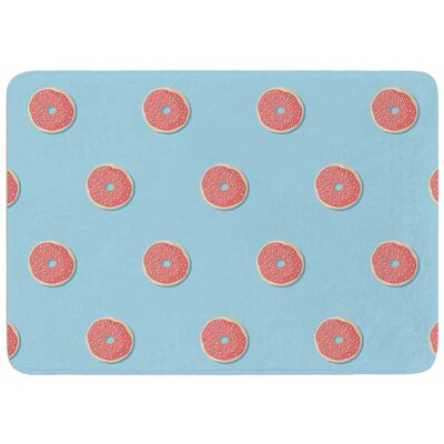 Busy Bree Donut Dreams Memory Foam Bath Rug