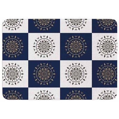 Cristina Bianco Design Mandalas * Pattern Memory Foam Bath Rug