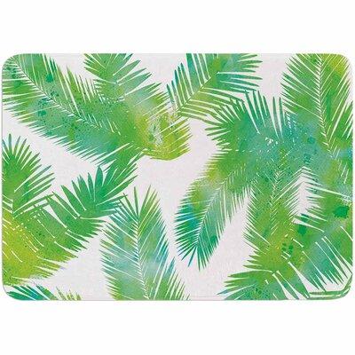 Draper Tropic Summer Memory Foam Bath Rug
