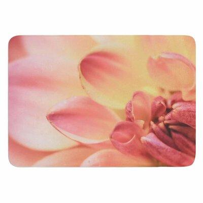 Debbra Obertanec Pastels of Spring Memory Foam Bath Rug