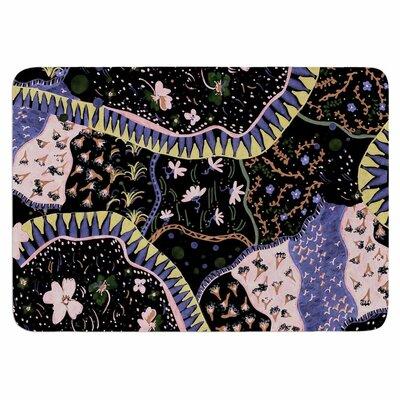 Fernanda Sternieri Oriental Patchwork Memory Foam Bath Rug