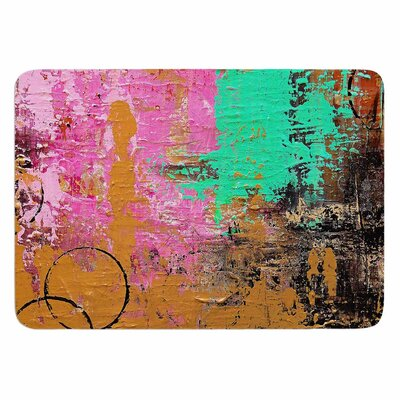 Geordanna Fields Kala II Memory Foam Bath Rug