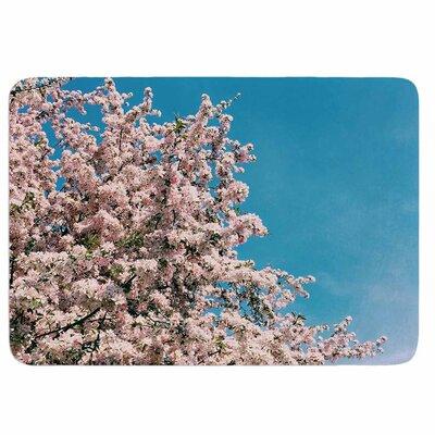 Chelsea Victoria Blossom Tree Memory Foam Bath Rug