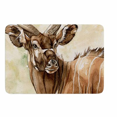 Wildlife Africa 1 Memory Foam Bath Rug
