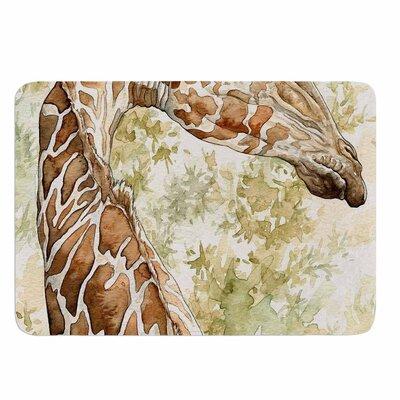 Wildlife Africa 2 Memory Foam Bath Rug
