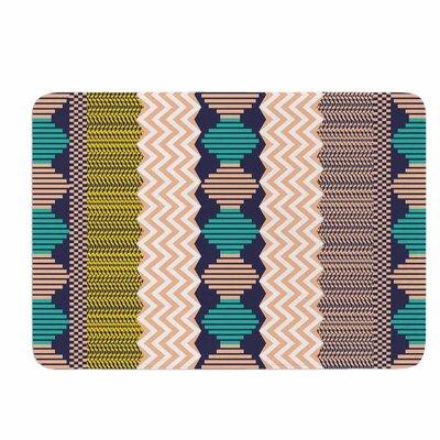 Akwaflorell Knitted 3 Memory Foam Bath Rug