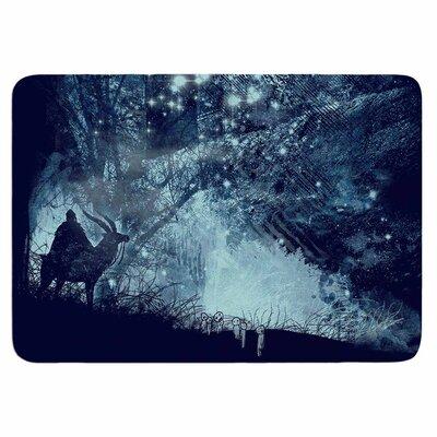 Frederic Levy-Hadida Forest Spirit Rising Memory Foam Bath Rug