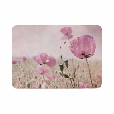 Iris Lehnhardt Summer Dream Floral Memory Foam Bath Rug