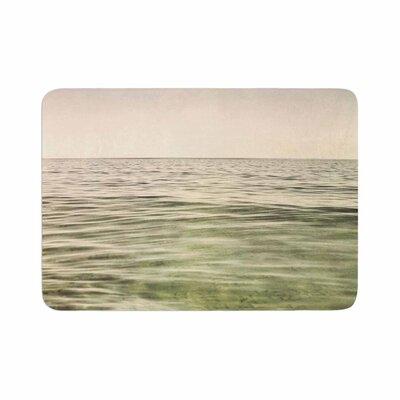 Iris Lehnhardt Mystic Sea Memory Foam Bath Rug Size: 0.5 H x 24 W x 36 D