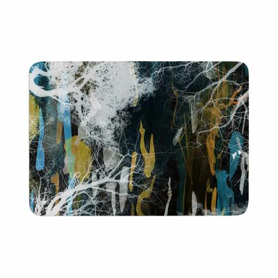 Iris Lehnhardt Tree of Life Abstract Memory Foam Bath Rug