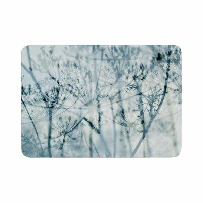 Iris Lehnhardt Atmospheric Memory Foam Bath Rug Size: 0.5 H x 24 W x 36 D