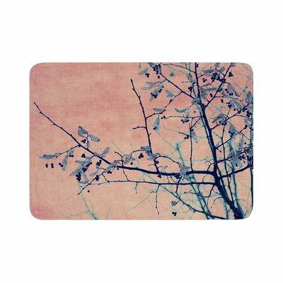 Ingrid Beddoes Sweetgum Tree Memory Foam Bath Rug Size: 0.5 H x 17 W x 24 D