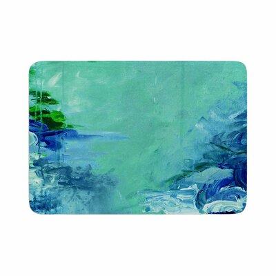 Ebi Emporium Winter Dreamland 6 Memory Foam Bath Rug Size: 0.5 H x 17 W x 24 D