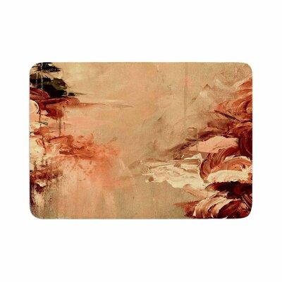Ebi Emporium Winter Dreamland 7 Memory Foam Bath Rug Size: 0.5 H x 24 W x 36 D