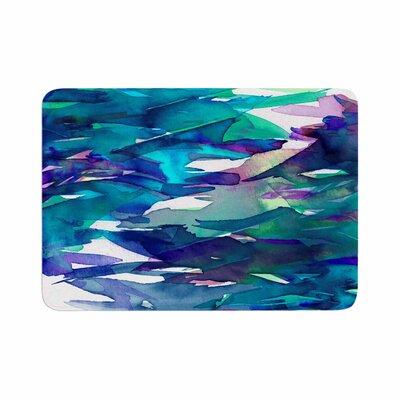 Ebi Emporium Fervor 5 Memory Foam Bath Rug Size: 0.5 H x 24 W x 36 D