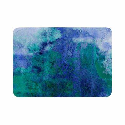 Ebi Emporium Epoch 2 Memory Foam Bath Rug Size: 0.5 H x 24 W x 36 D