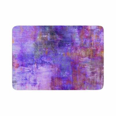 Ebi Emporium Fog Painting Memory Foam Bath Rug Size: 0.5 H x 24 W x 36 D