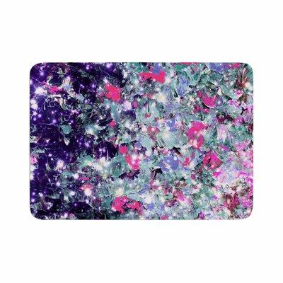 Ebi Emporium in Perpetuity Painting Memory Foam Bath Rug Size: 0.5 H x 17 W x 24 D