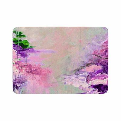 Ebi Emporium Winter Dreamland 4 Memory Foam Bath Rug Size: 0.5 H x 17 W x 24 D
