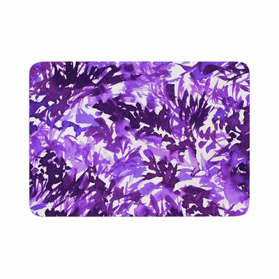 Ebi Emporium in the Meadow 4 Memory Foam Bath Rug Size: 0.5 H x 17 W x 24 D