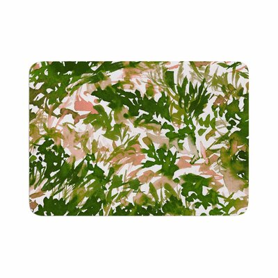 Ebi Emporium in the Meadow 2 Memory Foam Bath Rug Size: 0.5 H x 24 W x 36 D