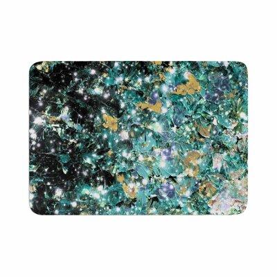 Ebi Emporium Way Painting Memory Foam Bath Rug Size: 0.5 H x 24 W x 36 D