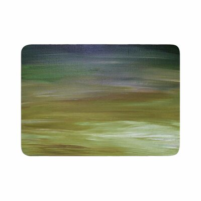 Ebi Emporium Resonance 2 Painting Memory Foam Bath Rug Size: 0.5 H x 17 W x 24 D