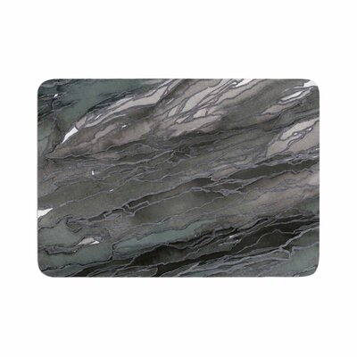 Ebi Emporium Agate Magic, Elegance 2 Watercolor Memory Foam Bath Rug