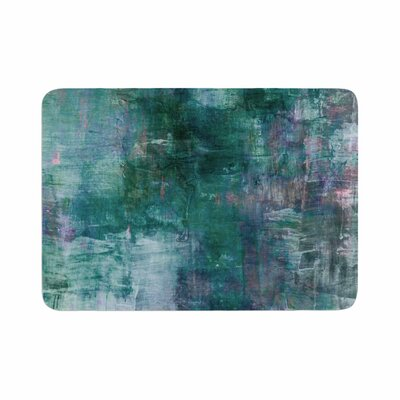 Ebi Emporium Planet Painting Memory Foam Bath Rug Size: 0.5 H x 17 W x 24 D