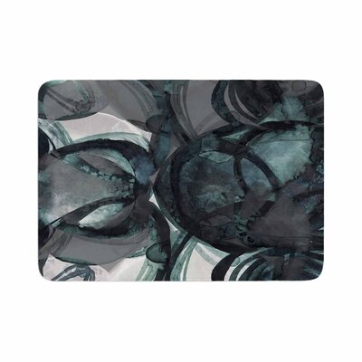 Ebi Emporium Final Eclipse 1 Painting Memory Foam Bath Rug