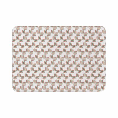 Juliana Motzko Geo 2 Memory Foam Bath Rug