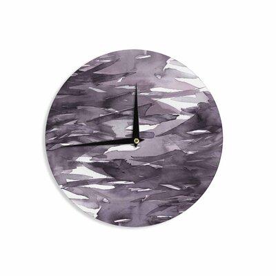 """Ebi Emporium 'Fervor 9' 12"""" Wall Clock EAAH5977 38576311"""