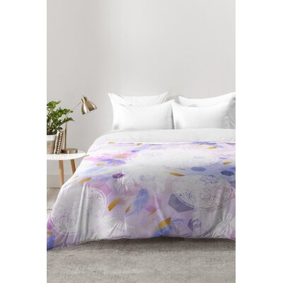 Dreamcather with Geometric Comforter Set Size: King