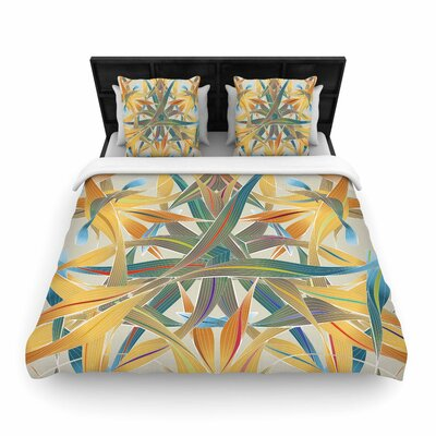 Angelo Cerantola Supreme Woven Duvet Cover Size: Full/Queen
