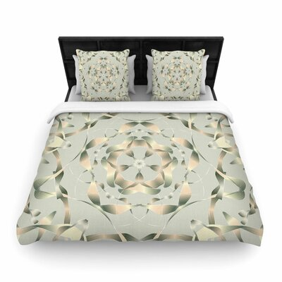 Angelo Cerantola Kingdom Digital Woven Duvet Cover Size: Twin