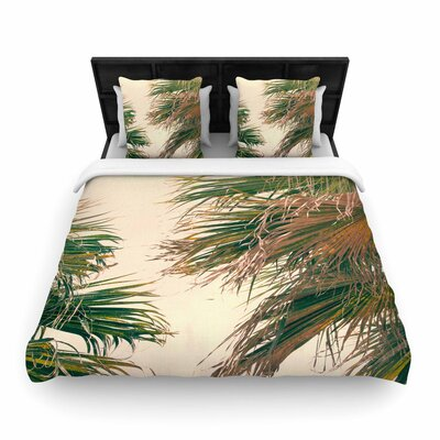 Ann Barnes Summer Lovin Woven Duvet Cover Size: Full/Queen