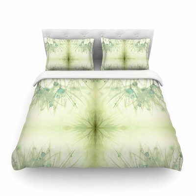 Ginkelmier Dandelion Dreams Featherweight Duvet Cover Size: King