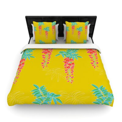 Gukuuki Ipanema Woven Duvet Cover Size: Full/Queen