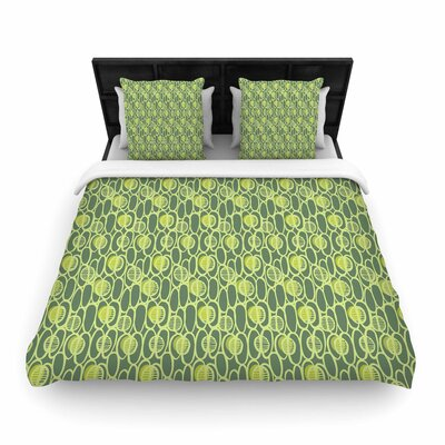 Holly Helgeson Pod Perfect Patttern Woven Duvet Cover