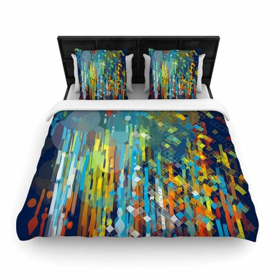 Frederic Levy-Hadida Color Fall Woven Duvet Cover