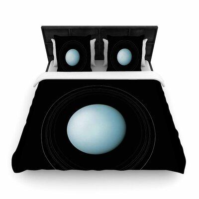 Alias Uranus Woven Duvet Cover Size: Twin