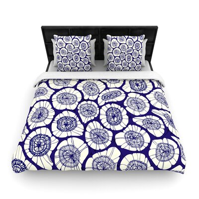 Anchobee Bahar Woven Duvet Cover Size: Full/Queen