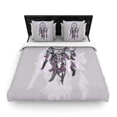 Belinda Gilles Daydream Dreamer Woven Duvet Cover Size: Full/Queen