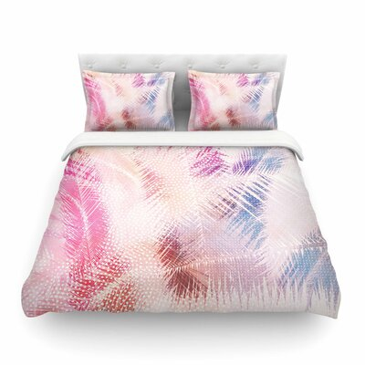 Cafelab Sweet Tropical Featherweight Duvet Cover Size: King