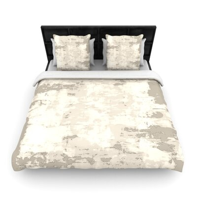 CarolLynn Tice Secluded Woven Duvet Cover Size: Full/Queen