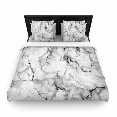 Chelsea Victoria Marble No 2 Modern Woven Duvet Cover